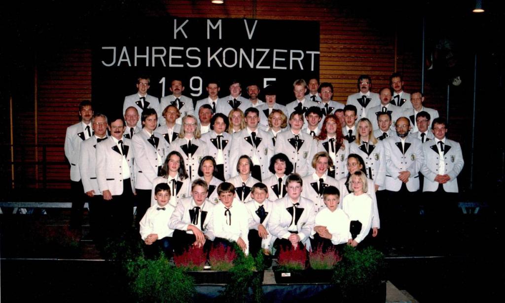 KMV Erstes Konzert Riedbachhalle
