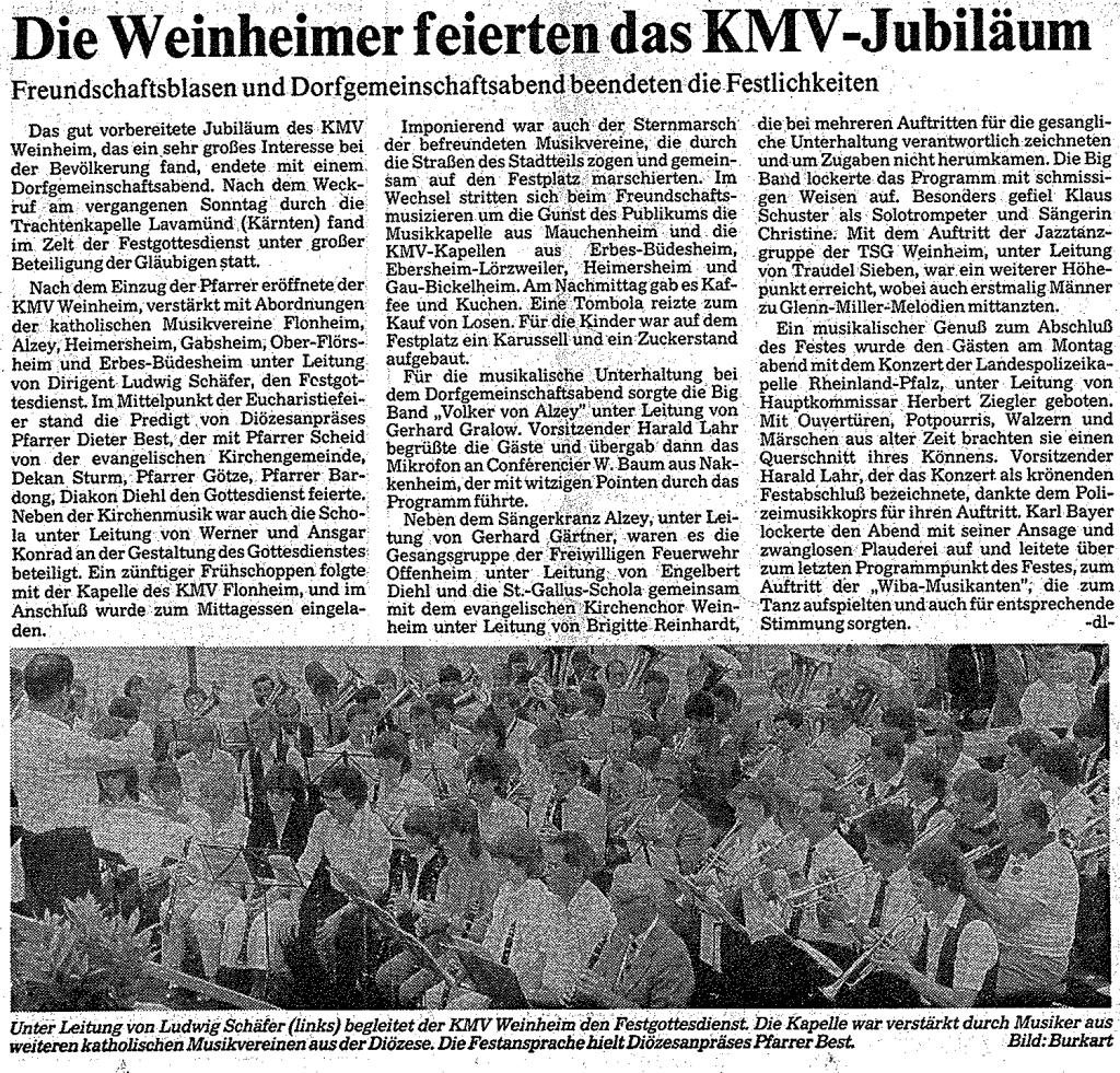 KMV Zeitung